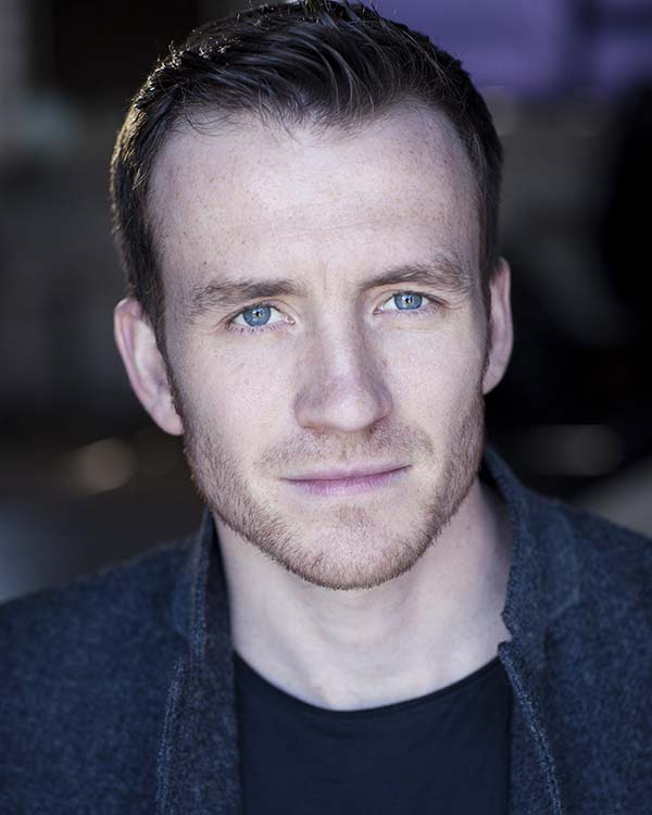 Role Play Actor and Assessor - Alistair