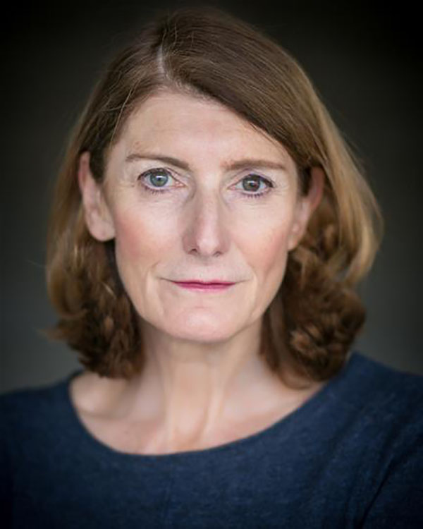 Role Play Actor and Assessor - Claire Vousden