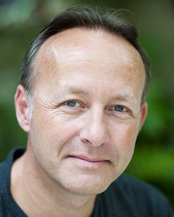 Role Play Actor and Assessor - Ian Houghton