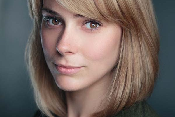 Role Play Actor and Assessor - Lizzie Davis