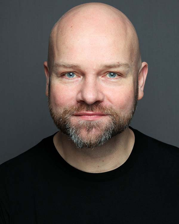Role Play Actor and Assessor - Daniel Osgood