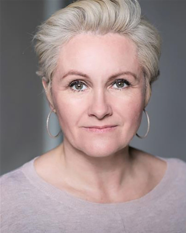 Role Play Actor and Assessor - Debra Baker