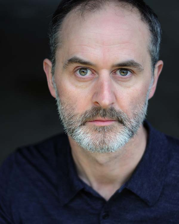Role Play Actor and Assessor - Simon Coleman