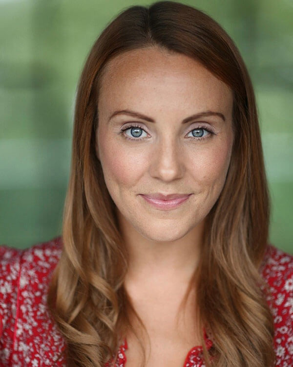 Role Play Actor and Assessor - Victoria Fitzgerald