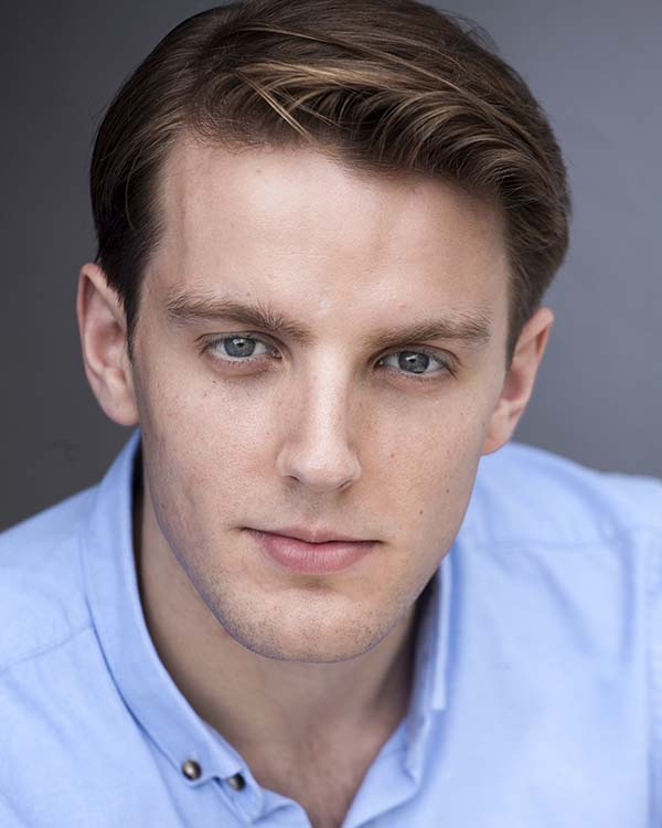 Role Play Actor and Assessor - Luke Dale
