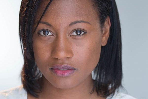 Role Play Actor and Assessor - Annameka Porter-Sinclair