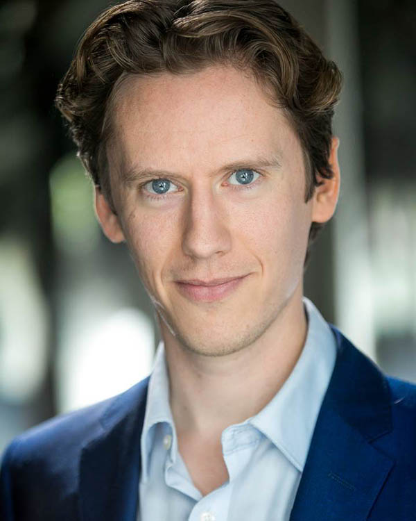 Role Play Actor and Assessor - Tom Girvin