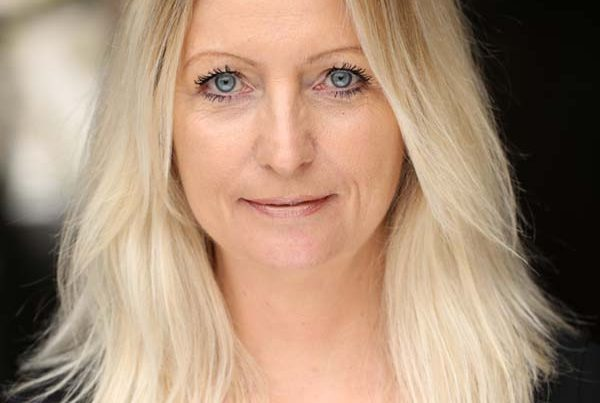 Role Play Actor and Assessor - Linda Meacher