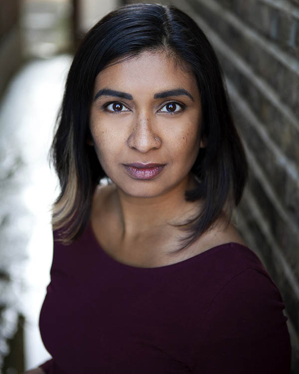 Role Play Actor and Assessor - Radhika