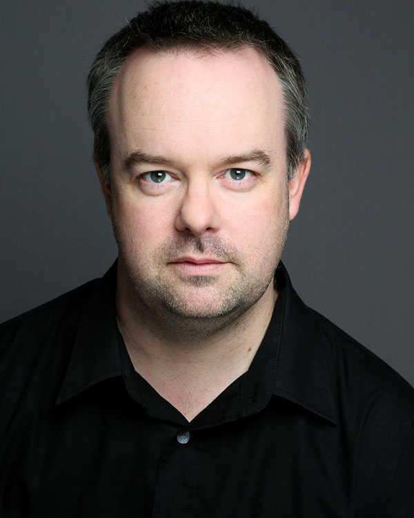 Role Play Actor and Assessor - Andrew Cleaver