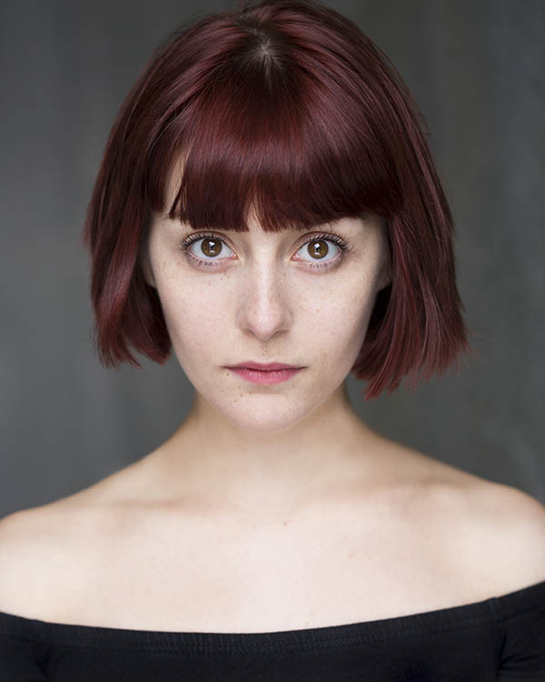 Role Play Actor and Assessor - Lydia Cashman