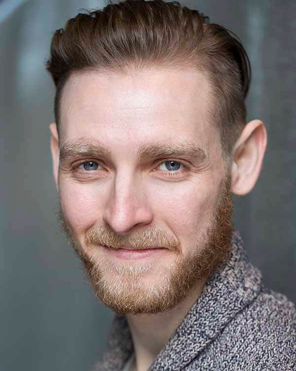 Role Play Actor and Assessor - Daniel Bradford
