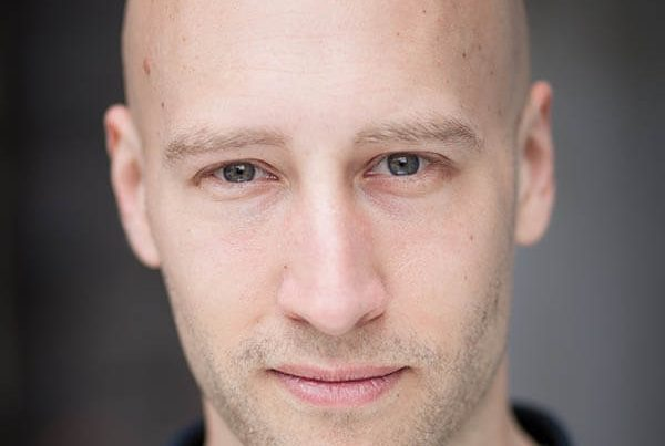 Role Play Actor and Assessor - Edd Bower