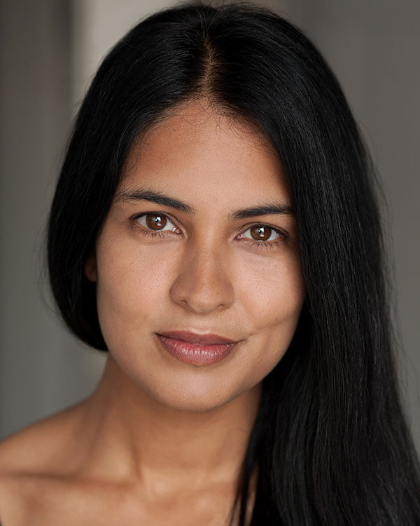 Role Play Actor and Assessor - Leah Baskaran