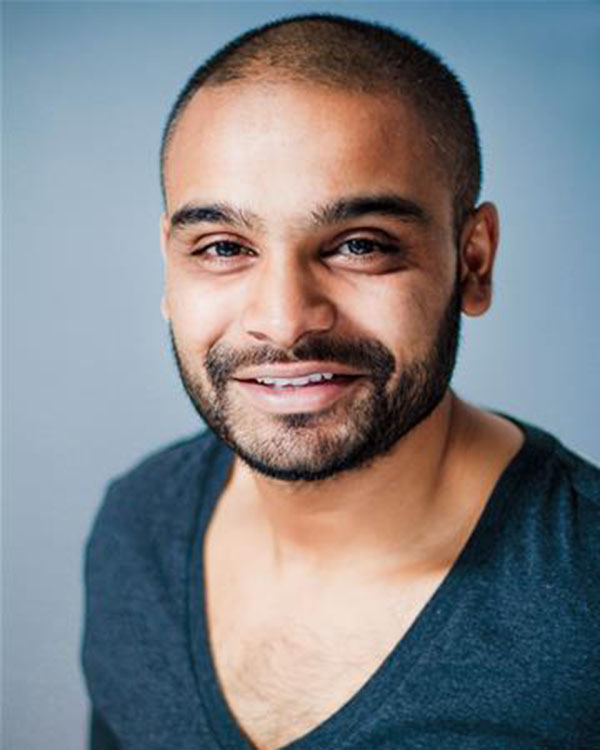 Role Play Actor and Assessor - Amer Patel