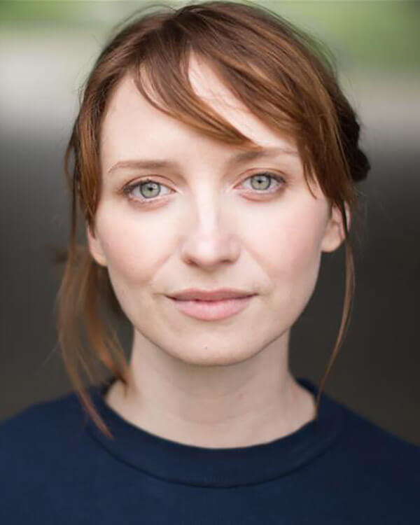 Role Play Actor and Assessor - Hayley Powell