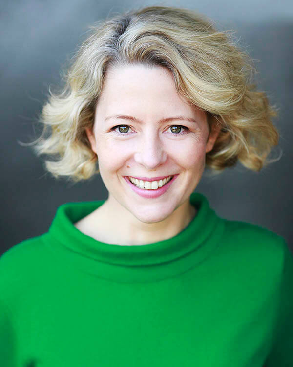 Role Play Actor and Assessor - Melissa Woodbridge