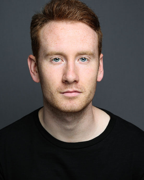 Role Play Actor and Assessor - Liam