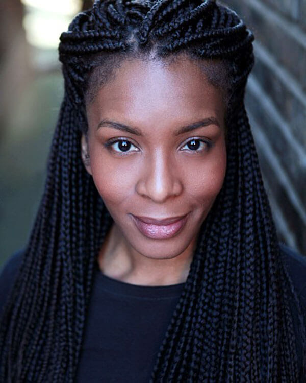 Role Play Actor and Assessor - Chinwe