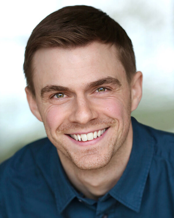 Role Play Actor and Assessor - Tom